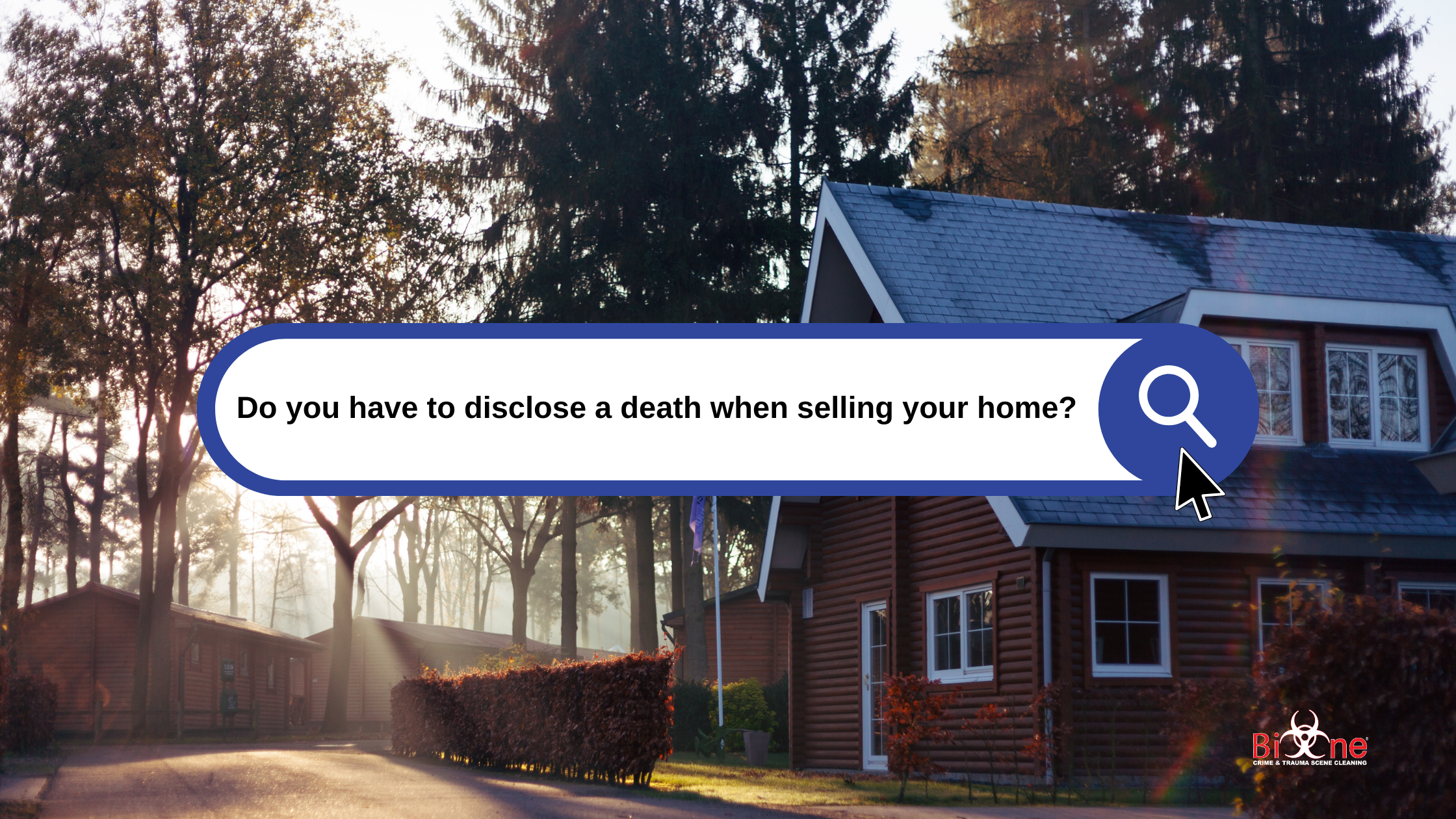 In Ohio Do you Have to Disclose a Death When Selling Your Home?